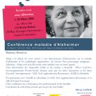 Conférence Albertine 22/03/2018 à Grand-Couronne