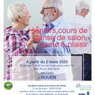 Cours de danse de salon - MJC Rouen Rive Gauche