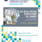 Le programme de la Maison des Aînés - Décembre 2019