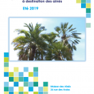 Le programme de la Maison des Aînés -  Juillet et Août 2019