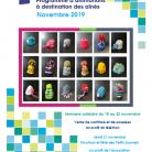 Le programme de la Maison des Aînés - Novembre 2019