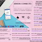 Seniors Connectés Juillet et Août 2019
